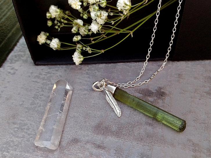 pendentif pierre semi précieuse, pendentif talisman pierre naturelle