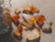Vertus et propriétés de la citrine en lithothérapie, méthode holistique par les pierres.