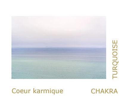 CHAKRA turquoise. Chakra du thymus. équilibrer le chakra turquoise. ouvrir le chakra turquoise.