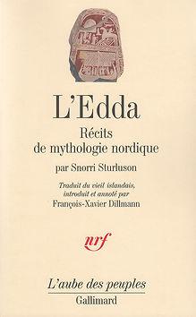 l'Edda récit de mythologie nordique