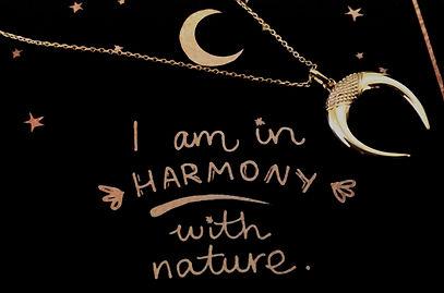 Pendentif lune, pendentif lune argent, pendentif lune plaqué or, pendentif lune pierre