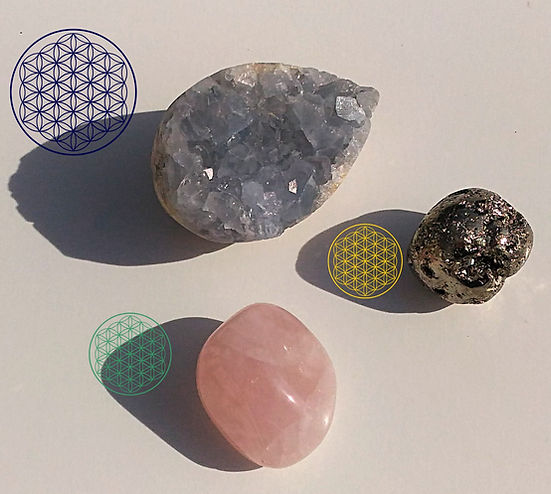 kits de pierres