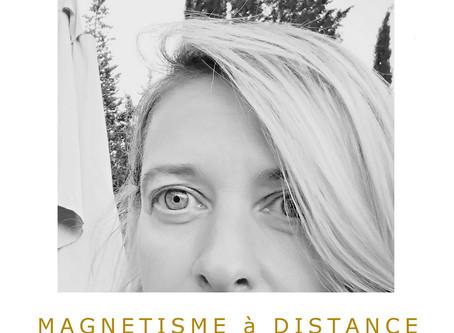 Consultation magnétisme à distance