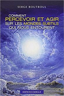comment percevoir et agir sur les mondes subtils qui nous entourent, Serge Boutboul