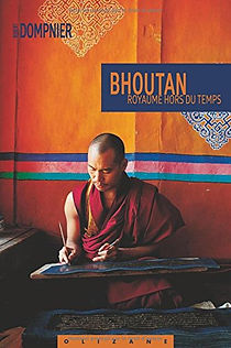 Bhoutan Royaume hors du temps, Robert Dompier