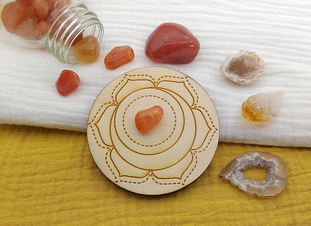 débloquer le chakra sacré