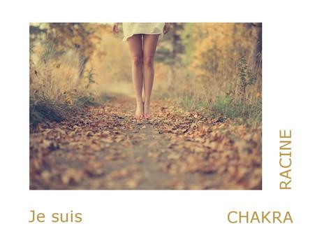 Le chakra racine