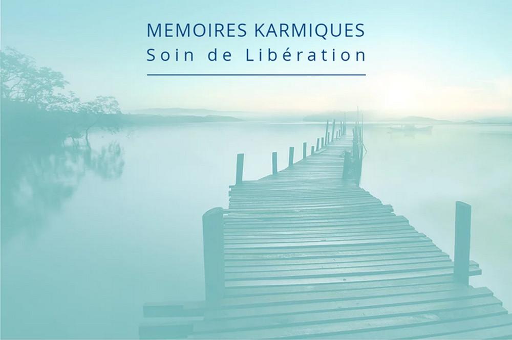 Mémoires karmiques. Libération karmique. soin de libération des mémoires karmiques
