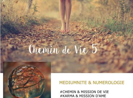Chemin de vie 5