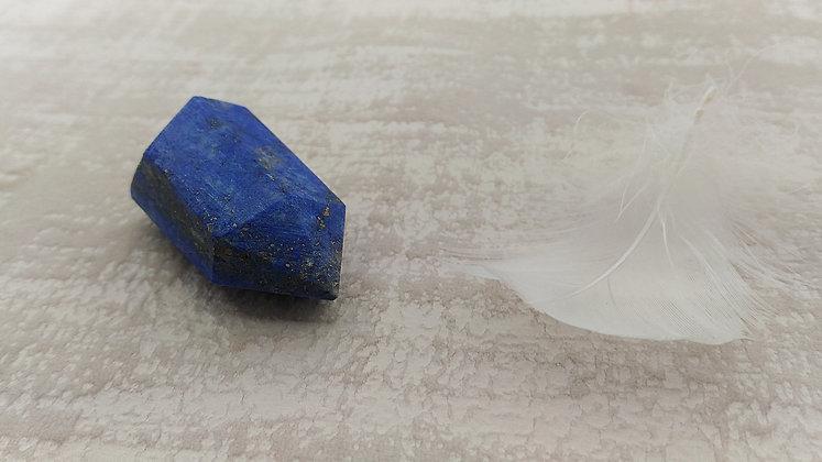 Lapis lazuli pointe
