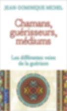 chamans, guérisseurs, médiums, les différentes voies de la guérison, Jean-Dominique Michel