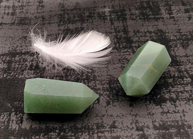 aventurine verte vertus et propriétés, pierre pour lithothérapie.