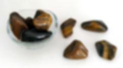 Vertus et propriétés de l'oeil de tigre en lithothérapie, méthode holistique par les pierres.