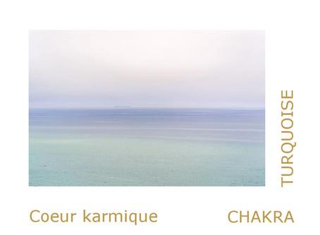 Débloquer le chakra turquoise (thymus)