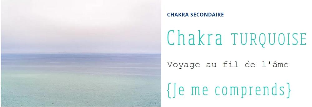 Chakra turquoise