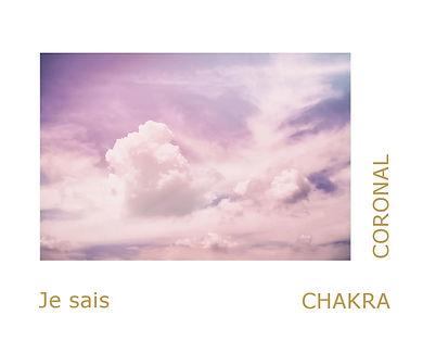 Chakra coronal, les pierres pour le chakra coronal en lithothérapie.
