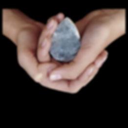 Vertus et propriétés de la célestine en lithothérapie, méthode holistique par les pierres.