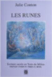les runes, écriture sacrée en terre du milieu, julie conton