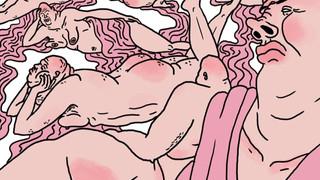 Short ident for Red Knuckles studio.  Directed and animated by Eszter Sándor Sound design by Eszter Sándor