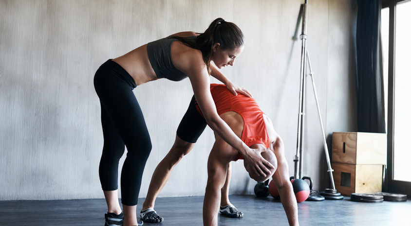 Personal Trainer Sessions