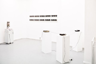 Dataline@Gallery Plateforme, Paris April2018