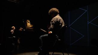 """Chronométries@""""Un Pavé dans le Jazz"""", Toulouse (FR) 12/12/2015"""