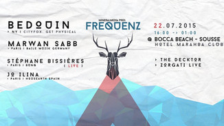 Live@Frequenz (Sousse, Tunisia) 22.07.2015