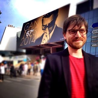 E. Bernardot et moi-même étions invités Samedi 16 Mai par l'INA-GRM au festival de Cannes pour prése