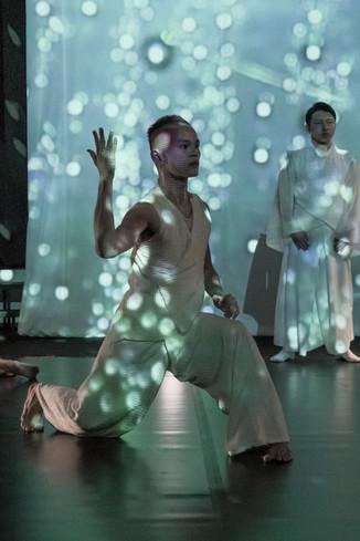 Kururi, new dance creation and representations in Tokyo, 14&15 September 2018