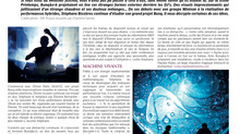 Article dans Trax magazine