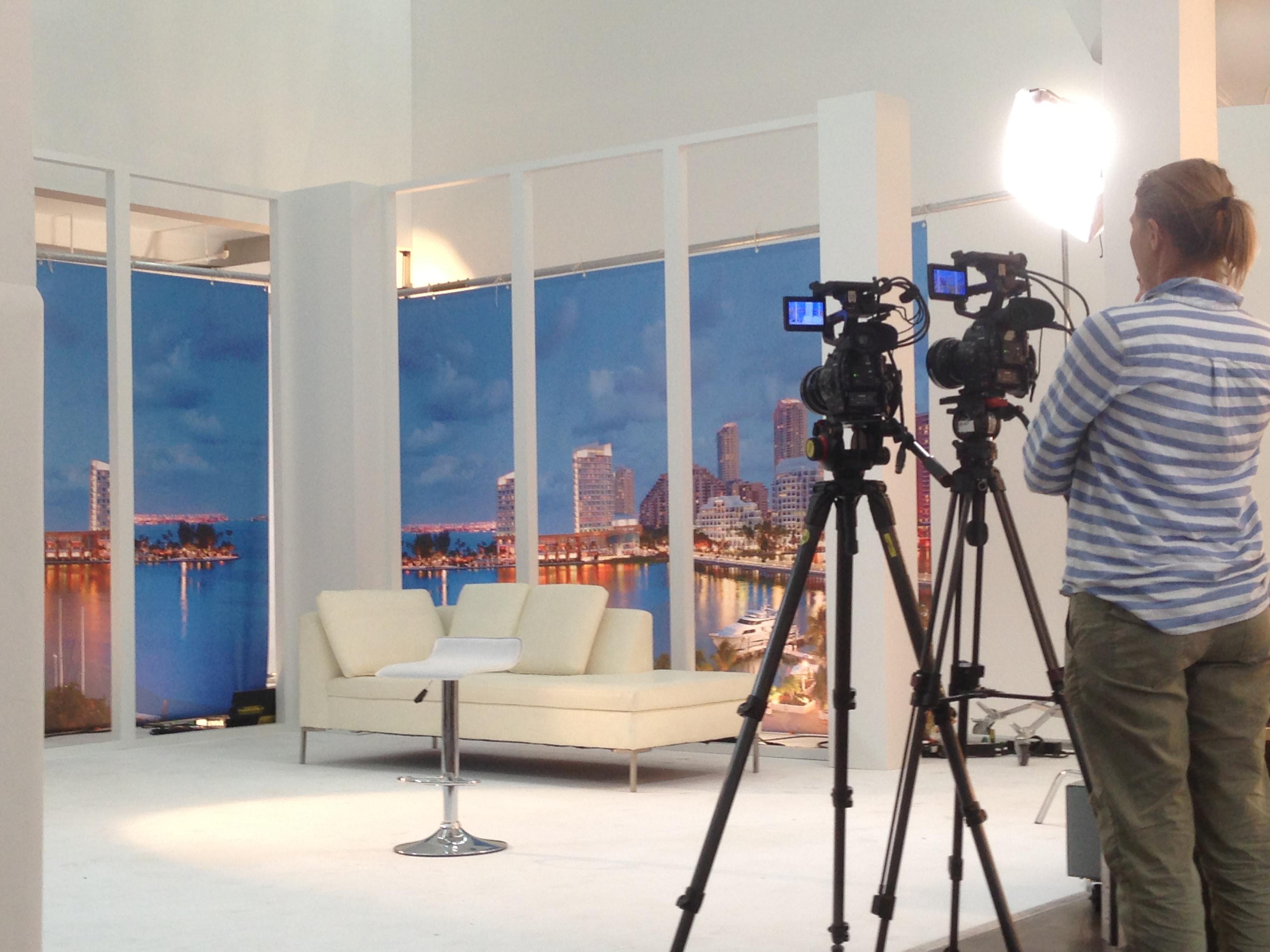 In Studio Interviews