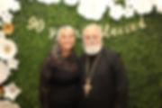 Father Constantine and Presbytera Joanne