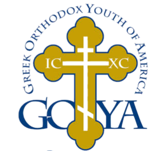 Greek Orthodox Youth of America Logo