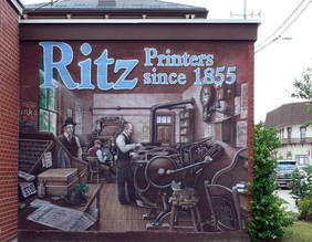 RITZ PRINTERS