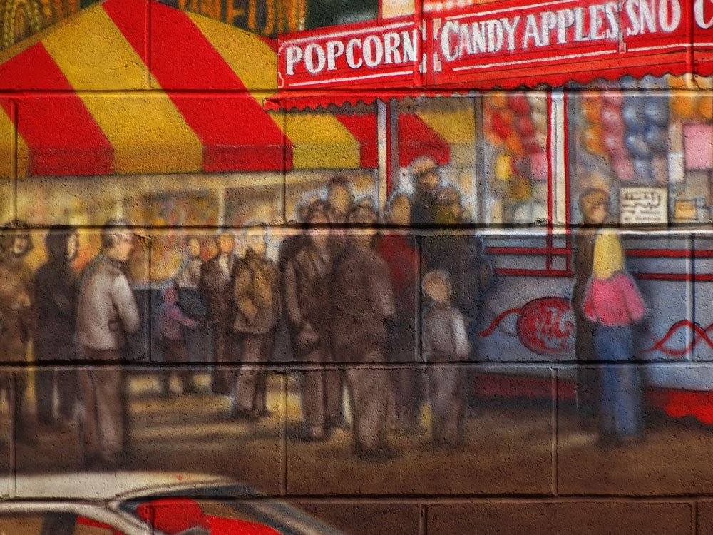 "Close-up - ""The Fall Fair"""