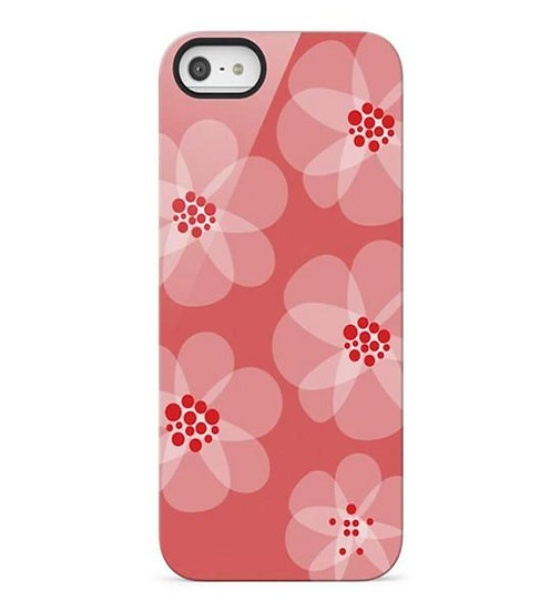 Belkin Possies Shield Blooms For Iphone 5 Red