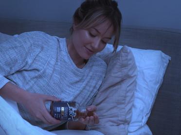 体内時計をリセットして睡眠の改善