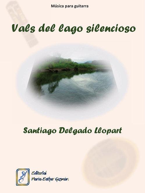 "Delgado Llopart, S. ""Vals del lago silencioso"""