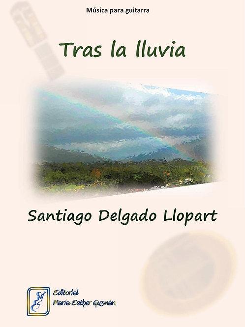 """Delgado Llopart, S. """"Tras la lluvia"""""""