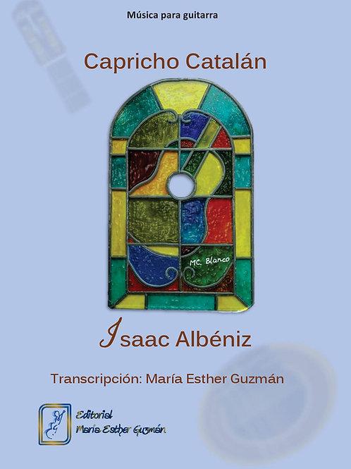"Albéniz, I. (Tr.M.E.Guzmán) ""Capricho Catalán"""