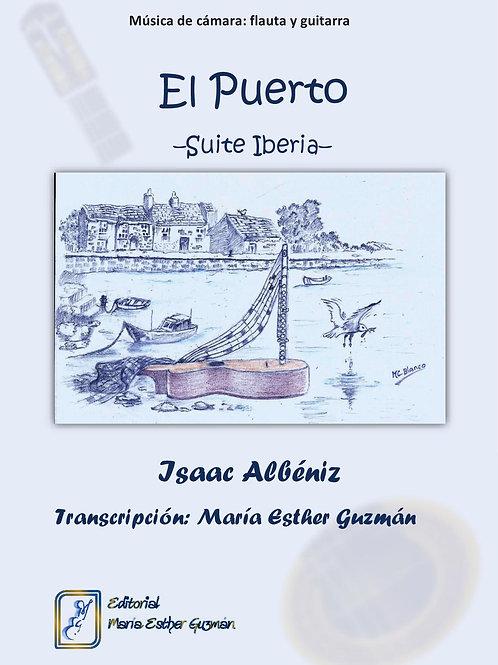 "Albéniz, I. (Tr. M.E.Guzmán) ""El Puerto"""