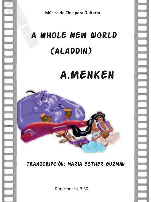 Menken A. Un mundo ideal (Aladdin)
