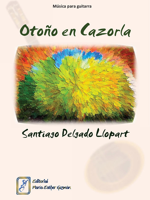 "Delgado Llopart, S. ""Otoño en Cazorla"""
