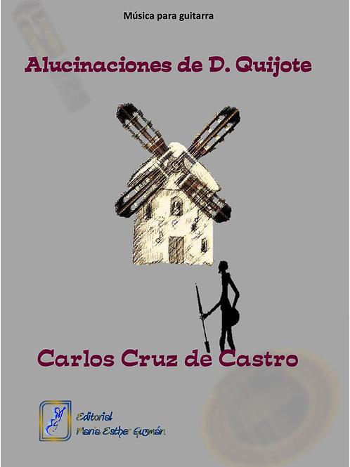 """Cruz de Castro, C. """"Alucinaciones de Don Quijote"""""""