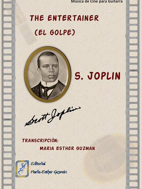"Joplin, S. (Tr. M.E.Guzmán) ""The Entertainer"""