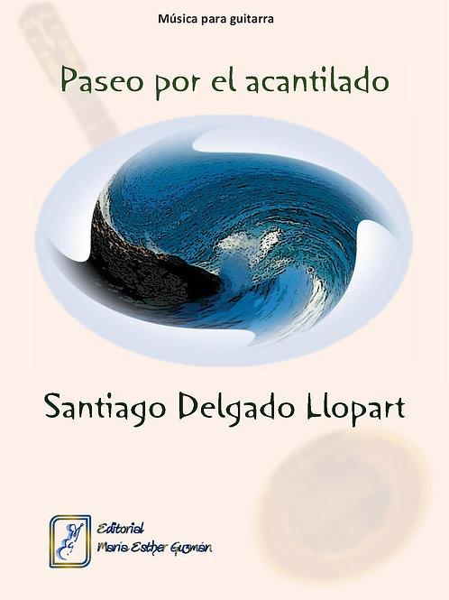"""Delgado Llopart, S. """"Paseo por el acantilado"""""""
