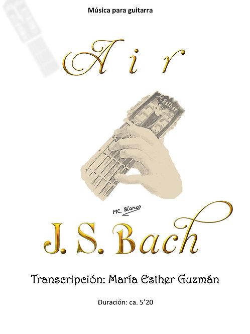 Bach, J.S.  Air