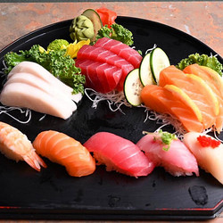 Sushi and Sashimi Mori