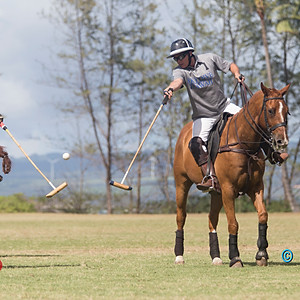 Polo with Flanagan