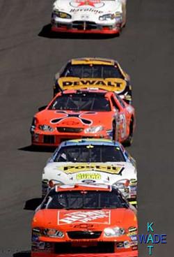 SF CHRONICLE NASCAR 10AA